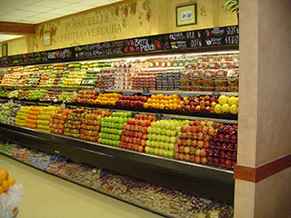 RBest Produce Display